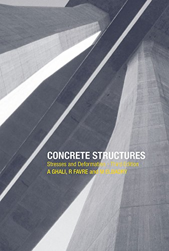 Concrete Structures: Stresses and Deformations: Analysis and Design for Serviceability, Third Edition (English Edition)