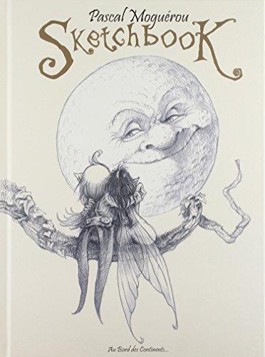 Sketchbook par Pascal Moguérou