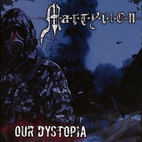 Martyrion: Our Dystopia (Audio CD)
