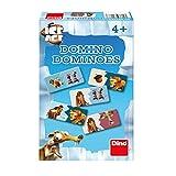 Dinotoys 621763 Domino, Kinderspiel