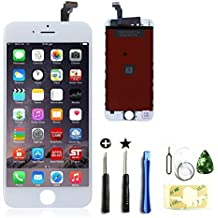 Nuevo iphone 6(4.7) pantalla LCD pantalla táctil de repuesto y y separador digitalizador