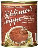 Schlömers Suppe Mockturtle, 800 g Dose