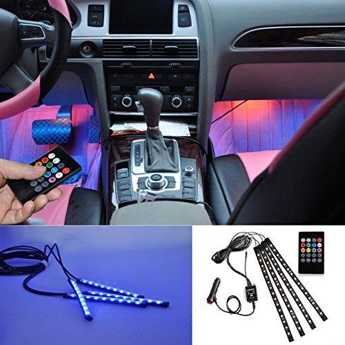 Capable Car Light Auto Interior Usb Atmosphere Light For Peugeot 307 Passat B5 Honda Civic 2017 Polo Fiat Stilo Toyota Verso Audi A6 C6 Car Headlight Bulbs(led)