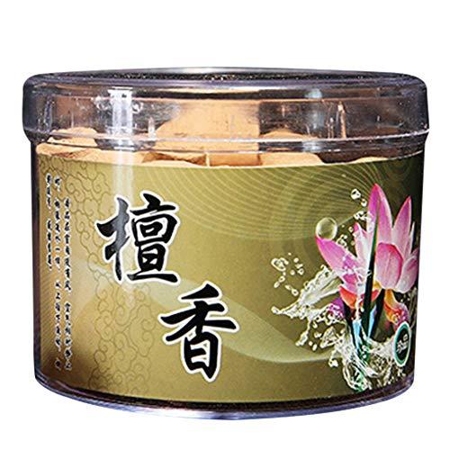 Provide The Best La Madera de agar sándalo Ajenjo Aloeswood Incienso Cono Natural de la Flor...