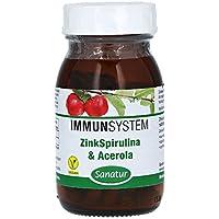 Sanatur Zink-Spirulina-Acerola-Kapseln (47 g) preisvergleich bei billige-tabletten.eu