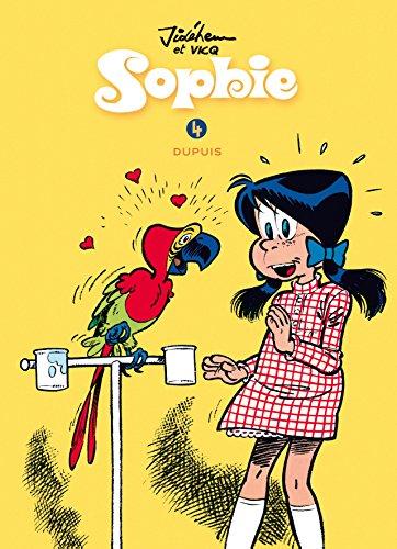 Sophie - l'intégrale - tome 4 - Sophie Intégrale 4