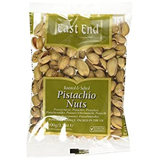 East End Salted Pistachios, 100g