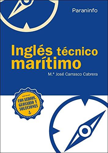 Inglés técnico marítimo por Mª JOSÉ CARRASCO CABRERA
