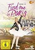 Find Me in Paris - Staffel 1.2 [2 DVDs]