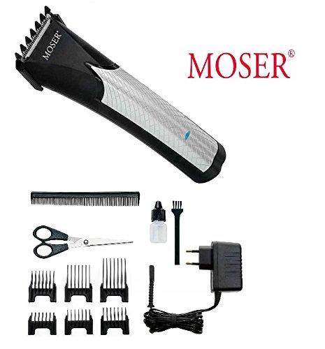 Rotschopf24Edition: Moser rete/batteria capelli taglio macchina, 0,7-25mm, accessori.