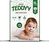 Teddyy Baby Easy Extra Large Diaper Pants (Pack of 44)
