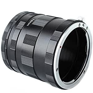 Macro Close-Up Lens Rings for Canon EF EOS