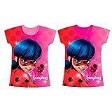 Camiseta Prodigiosa Ladybug y Tikki (6)