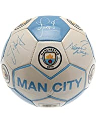 Manchester City F.C. Football Signature Official Merchandise