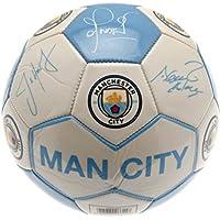 Manchester City F.C. Football Signature Official Merchandise