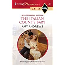 The Italian Count's Baby by Amy Andrews (2008-10-14)