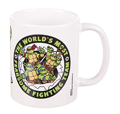 Retro Teenage Mutant Ninja Turtles Tasse