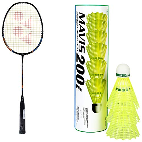 4. Yonex Nanoray 18i Graphite Badminton Racquet