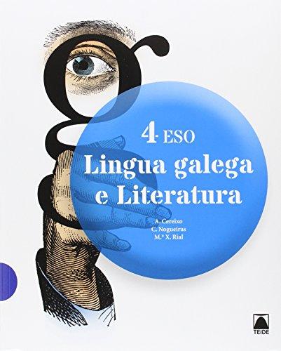 Lingua galega e literatura 4 eso