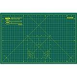 Ansio 93995 - Alfombrilla de corte para acolchar, color verde