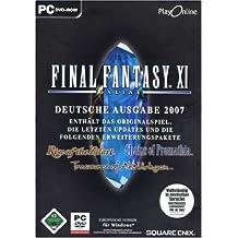 Final Fantasy 11 Online - Deutsche Ausgabe 2007 (DVD-ROM)