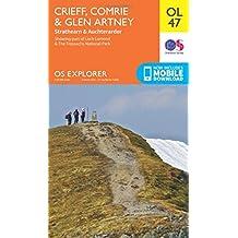 Crieff, Comrie & Glen Artney, Strathearn & Auchterarder