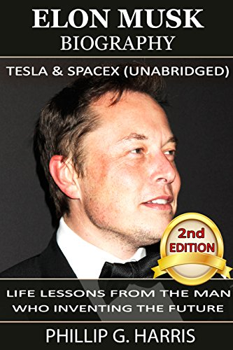 elon musk biography Elon musk: 199 best quotes from the great entrepreneur: tesla, spacex, exciting future, money, failure and success (powerful lessons from the.