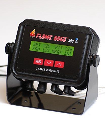 Flame Boss 300-wifi Kamado Grill & Smoker Temperatur Controller (Gebläse-controller)
