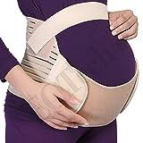 Ceinture de grossesse de marque NEOtech Care (TM ) - Support lombaire et soutien abdominal / abdomen, pour femme enceinte - Couleur noire - Taille L (voir description)