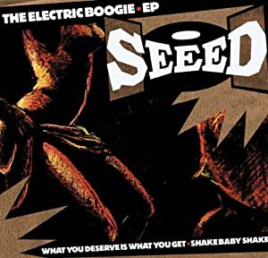 The Electric Boogie E.P. (6 Track)