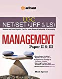 UGC NET/SET (JRF & LS) Management Paper II & III
