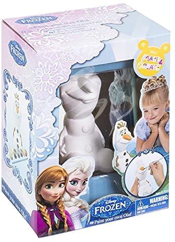 Disney Frozen peindre votre propre Olaf Set