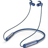 boAt Rockerz 330 Wireless Bluetooth in Ear Neckband Headphone with Mic (Navy Blue)