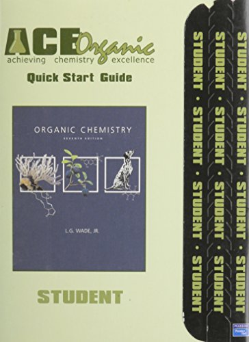 Ace Student Access Kit for Organic Chemistry (Ace Organische Chemie)