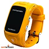 Santwissen ST01 Smartwatch (Yellow)