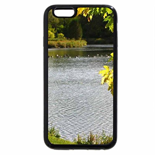 iPhone 6S / iPhone 6 Case (Black) Otter Creek in Mildmay, Canada