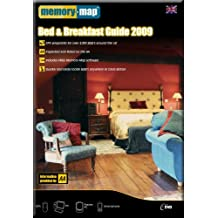 Memory Map Bed & Breakfast Guide 2009 (PC CD)