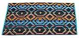 Brandsseller Strandtuch Badetuch Duschtuch Saunatuch Beach - 75 x 150 cm - in 5 stylischen bunten Muster