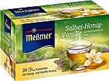 Meßmer Salbei-Honig-Vanille 20 TB, 6er Pack (6x 35 g)