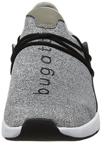 bugatti Herren 341305606900 Sneaker Grau (Grey)