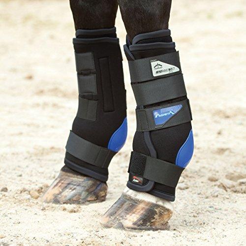Veredus MAGNETIK STABLE-BOOT Evo - Beinschutz Gamasche für die Ruhezeit mit magnetotherapeutischer Wirkung -