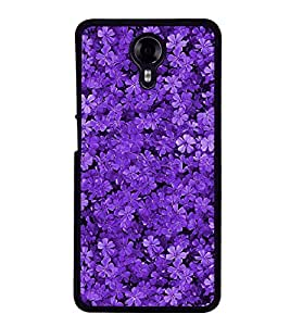 Flowers 2D Hard Polycarbonate Designer Back Case Cover for Micromax Canvas Xpress 2 E313
