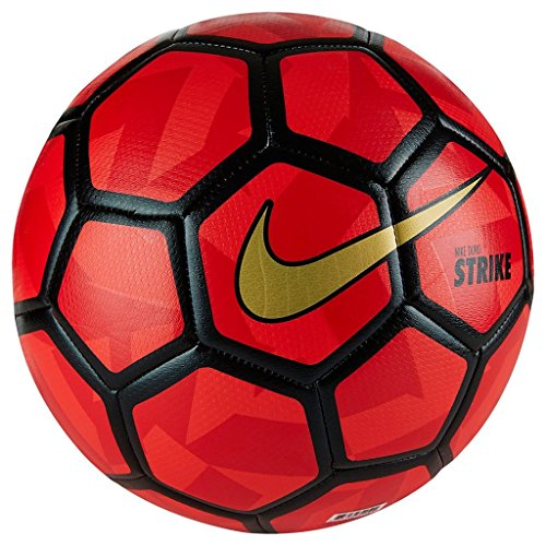 Nike Duro Strike Football (Red/Black)-Size 5  available at amazon for Rs.625
