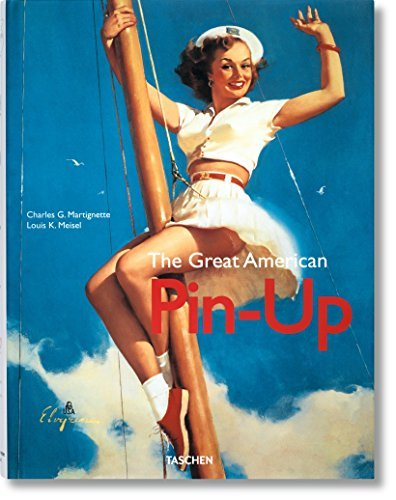 The Great American Pin-Up by Charles Martignette (2011-11-22)
