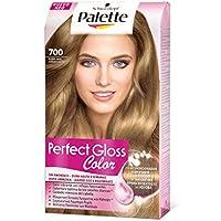 Palette Perfect Gloss Coloración Semipermanente/Baño de Color, Tono 700-115 ml