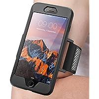 Fascia Braccio Allenamento iPhone 7 Plus, SUPCASE [ArmBand] Sport (fascia per il braccio), facile montaggio (Braccio Di Montaggio)