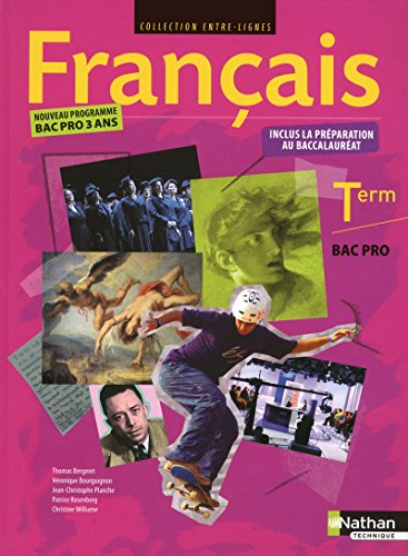 Français - Term Bac Pro