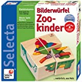 Selecta 2482 - Zookinder Bilderwürfel