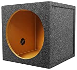 "Rockville Sealed Sub Box Enclosure for MTX Audio Tn12-04 12"" Subwoofer"