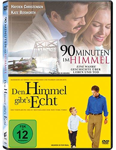 Den Himmel gibt's echt / 90 Minuten im Himmel [2 DVDs]